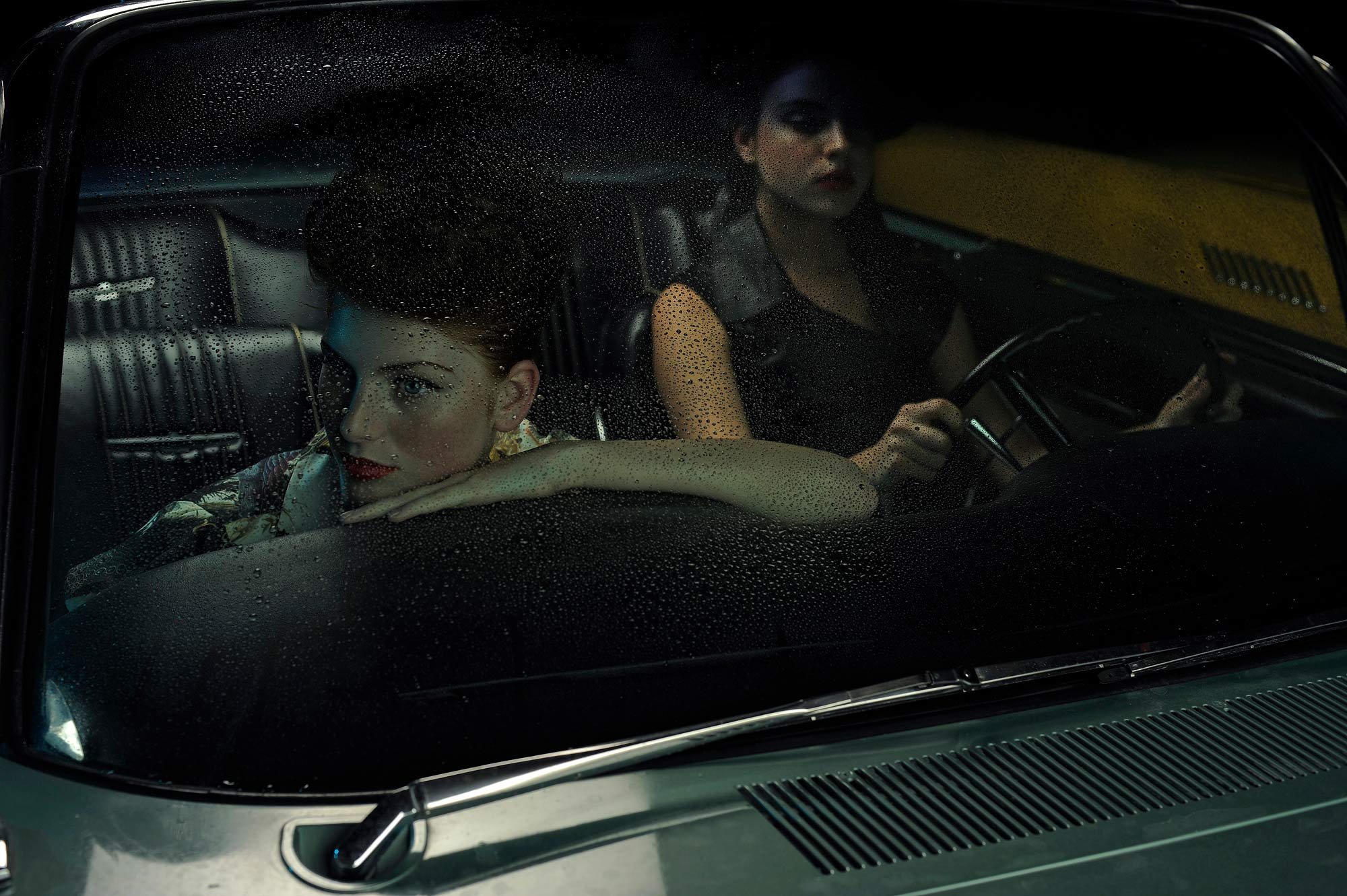 """""""I Don't Ever Remember Feeling This Awake""""  Route 66  Thoughts of Thelma and Louise."""